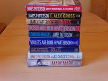 James Patterson Books in Fort Leonard Wood, Missouri