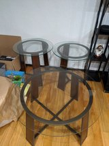 Coffee table + End table set in Okinawa, Japan