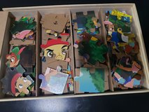 Pirates Disney Puzzles in Fort Campbell, Kentucky