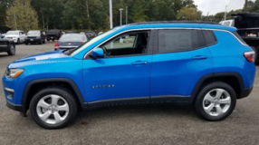 2019 Jeep Compass Latitude 4x4 in Ramstein, Germany