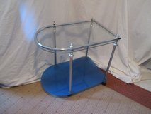 glass end table in Ramstein, Germany