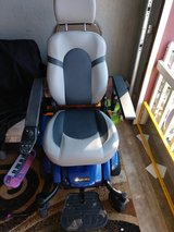golden brand electric wheel chair excellent condition in Warner Robins, Georgia