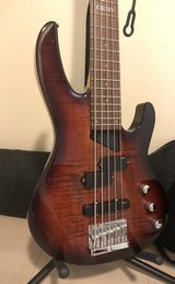 LTD 5 strings bass w/bag in Okinawa, Japan