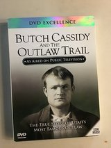 Butch Cassidy and the Outlaw Trail dvd in Kingwood, Texas