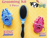 Kong grooming set in Plainfield, Illinois