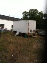 Tool & Equipment Storage Trailer in Aurora, Illinois