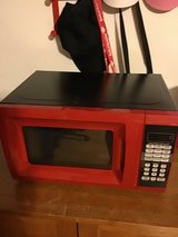 College microwave, in excellent condition. in Westmont, Illinois