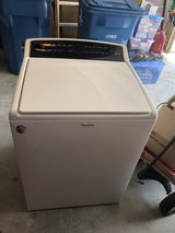 Whirlpool washer & dryer in Kingwood, Texas