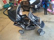 Double stroller in Chicago, Illinois