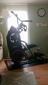 bowflex max elliptical m3 with mat in Cleveland, Texas