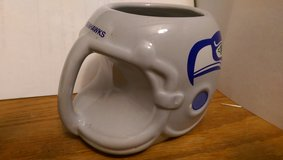 Seahawks NFL coffee mug  1986 in Fort Leonard Wood, Missouri