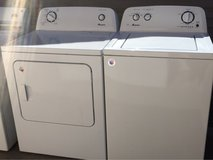 Amana washer and electric set by Whirlpool corporation in Alamogordo, New Mexico