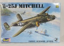 Air Plan Model Kit: Revell® B-25J Mitchell in Spring, Texas