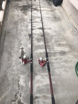 Pinnacle RM70 reel and RM1202BWS rod in Okinawa, Japan