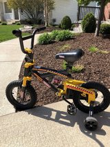 Kids bike in Naperville, Illinois