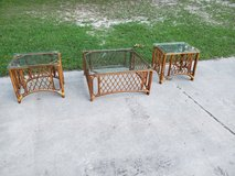 Glass Coffee Table And End Tables! in Warner Robins, Georgia