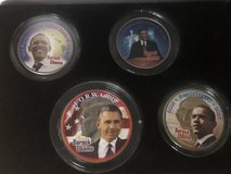 Obama Collectible Coins in Fort Knox, Kentucky