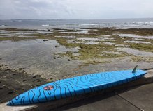 Stand-up Paddle Racer Board (MANUKAI) in Okinawa, Japan