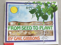 Scholastic From Seed to Plant by Gail Gibbons in Okinawa, Japan