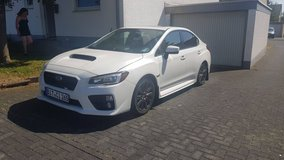 2015 Subaru WRX Limited (Modified) in Spangdahlem, Germany