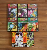 Dragon Ball GT and DBZ DVDs in Okinawa, Japan