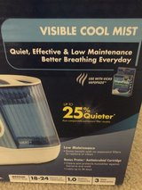 Cool Mist Humidifier NEW in Camp Lejeune, North Carolina