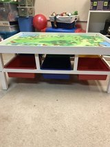Train Play Table in Chicago, Illinois
