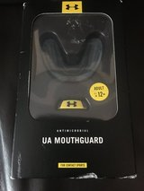 New!  Under Armour Antimicrobial Mouthguard age 12+ in Plainfield, Illinois