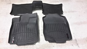 Weathertech Mats for 2010-2012 Ford Fusion in Camp Lejeune, North Carolina
