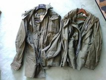 Military Fatigue Jacket 1970's in Orland Park, Illinois