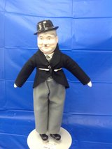 Oliver Hardy Doll. 2412-1 in Camp Lejeune, North Carolina