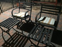 Patio Chair & Table Set in 29 Palms, California