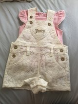 Juicy Couture Overall Set 0-3 months in Houston, Texas
