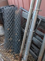 Chain Link Fencing and Gate in Alamogordo, New Mexico
