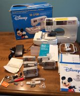 Disney Sewing/Embroidery Machine in Naperville, Illinois