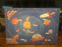 Solar System Canvas Picture 35x24 in Kingwood, Texas