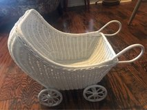 Antique Wicker Doll Carriage in Kingwood, Texas