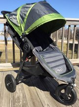 Baby jogger city mini gt in Yorkville, Illinois