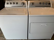 Whirlpool washer and dryer electric in Houston, Texas