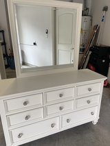 girls Ashley dresser and chest in Houston, Texas