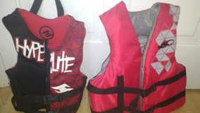 Kids life jackets in Glendale Heights, Illinois