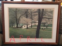 Harold Altman Lithograph Prints in Naperville, Illinois