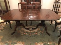 Dinning Room Table and buffet with China cabinet in Naperville, Illinois