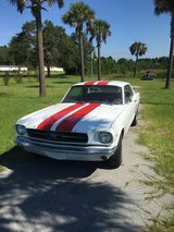 1965 Ford Mustang Coupe 289 V8 in Camp Lejeune, North Carolina