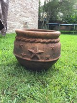 Large Clay Planter Pot in Houston, Texas