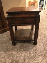 Teakwood End/Accent Table in Quantico, Virginia
