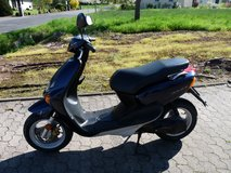 Yamaha Neo's 50ccm Scooter in Spangdahlem, Germany