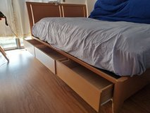 Full size Captains Bed in Okinawa, Japan