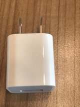 Original iPhone charger 110V/220v Dual voltage in Ramstein, Germany