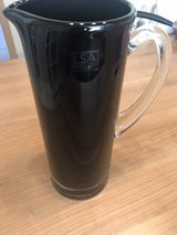 Hand made in Poland LSA pitcher in Ramstein, Germany